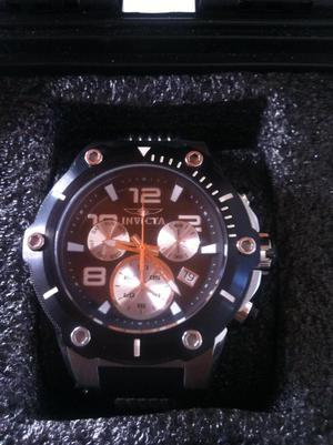 vencambio reloj invicta speeway suizo original
