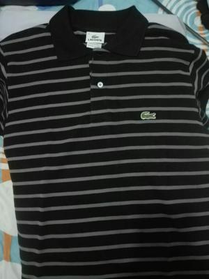 Camisas tipo polo lacoste originales kb com  738b51d9c35f9