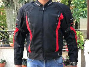 Chaqueta de protección para motociclista SHAFT – PRO