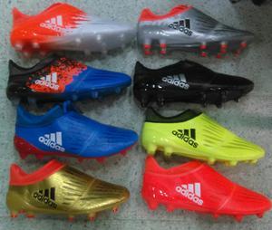 Guayos Adidas X Hombre  Nuevos Color
