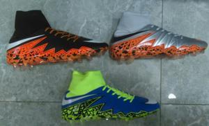 Tenis Botín Media Nike Guayos Hypervenom Hombre Fútbol