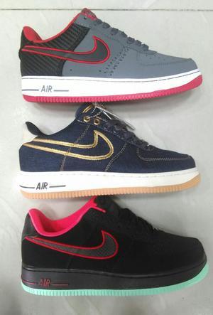 Tenis Zapatillas Nike For One Hombre Nuevos Colores