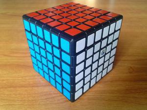 Cubo Rubik Yuxin Zhisheng 6x6x6