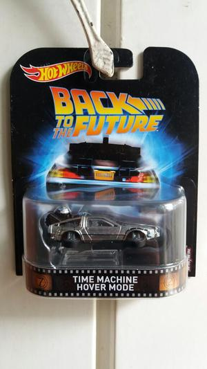 Hot Wheels Volver Al Futuro