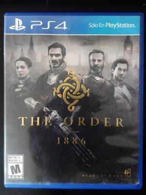 Juego The Order para Play 4