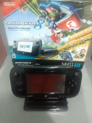 Nintendo Wii U Programado Negociable