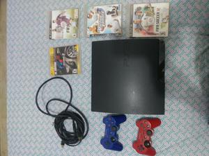 Play Station 3 de 150 GB, Negociable
