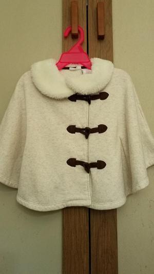 Poncho Elegante Saco para Niña Talla 2t Marca Americana