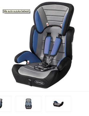 silla para carro nueva