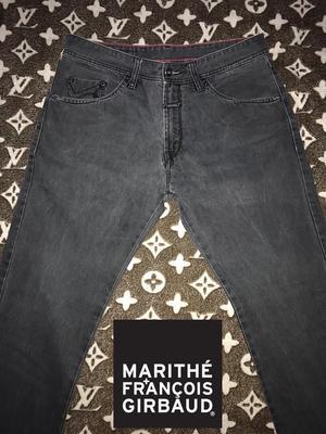 Vendo 2 Jeans Girbaud Originales Uno Negro Plomo Y El Otro