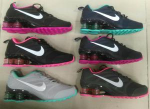 Zapatillas Nike Air Shox Mujer