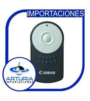 Control remoto para Canon T1i T2i T3i T4i T5i 60D 7D 6D 5D