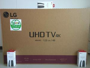 Ganga Tv 4k Lg 49 Pulgadas Nuevo