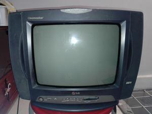 SE VENDE TELEVISOR LG 14''