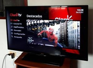 Vendo Tv Led Lg de 42 Delgado Full Image