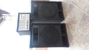 Vendo equipo de sonido para eventos o negocio