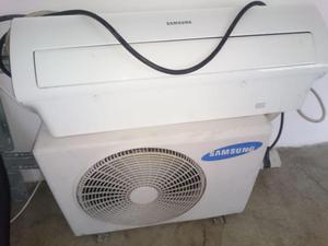 Aire acondicionado samsung  btu