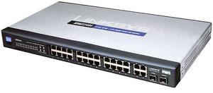 Cisco SRW224G4 24port port Gigabit Switch WebView