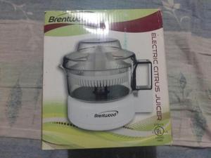 Exprimidor de jugos Electrico Bentwood nuevo