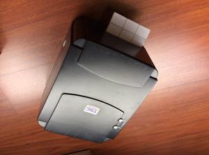 Impresora código de barras