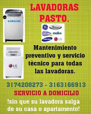 Servicio Técnico de Lavadoras Adomicilio