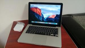 macbook pro 13 core i7 ram 8gb disco 1tera video 1.5gb