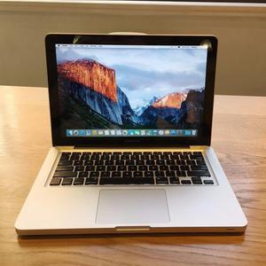 macbook pro core i5 ram 4gb solido 128 cargador