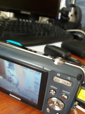 Camara Samsung..con servicio de grabar debajo del agua