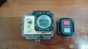 Cámara Acción Sports Cam 2,7K con control y Zoom. camaras