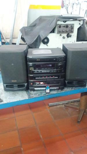 Equipo de Sonido Aiwa con Bluetooth Y Us