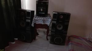 Equipo de Sonido Sony Genezi Mhc Gtx88