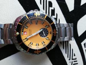 Reloj swiss army hanowa