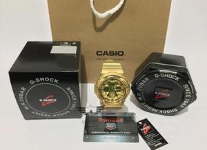 Relojes Casio Gshock Sumergibles Hombre