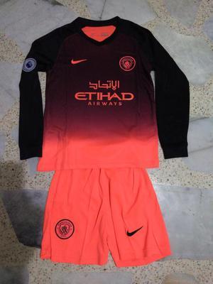 Uniforme Manchester City