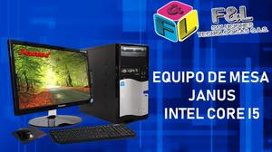 EQUIPO DE MESA JANUS INTEL CORE I5