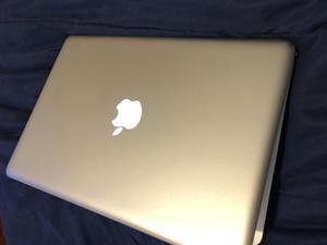 MacBook Pro 133 pulgadas Disco 500Gb