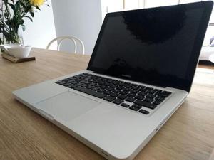 Macbook Pro 13 pulgadas mediados
