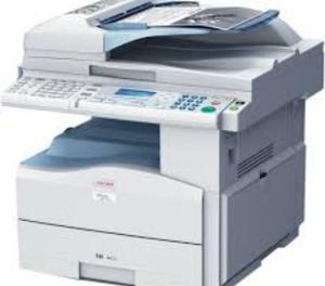 fotocopiadora ricoh mp201 para repuestos
