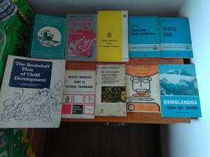 LIBROS DE LITERATURA, EN MUY BUEN ESTADO ESTADO, cada uno