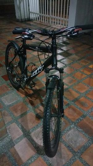 Bicicleta Gw de Aluminio