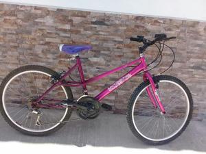 Bicicleta Todo Tereno para Niña O Mujer.