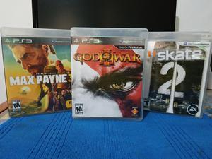 Combo Juegos Ps3 Regalado!! God Of War