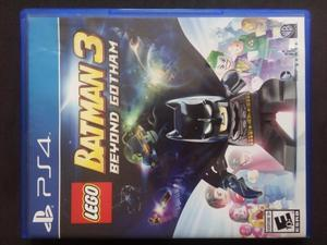 Juego Lego Batman 3 Play Station 4