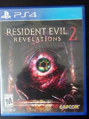 Juego Resident Evil 2 para Play Station 4