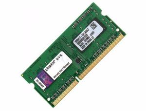 Memoria ddr3 4GB Portatil Kingston