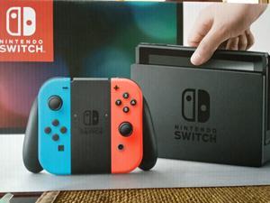Nintendo Switch Nuevo Y Sellado