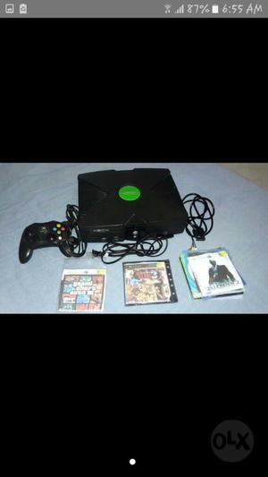 Xbox Clásico Vendo O Cambio