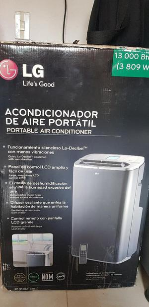 Aire Acondicionado Portátil Lg