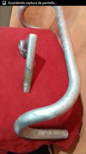 Direcion Y Codo en Aluminio