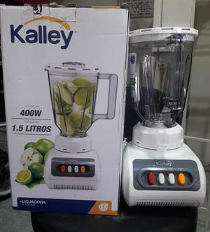 Licuadora Kalley 1.5 Litros Nueva en Caj